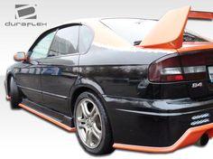 2000-2004 Subaru Legacy 4DR Duraflex Sigma Wing Trunk Lid Spoiler - 1 Piece (Overstock)