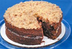 Delores Boerner's German Chocolate Cake ~ Blue Ribbon Recipe