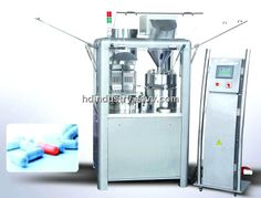 Automatic Capsule Filling Machine (NJP series) - China Automatic Capsule Filling Machine;Food Packing Line;Pharmacy Packing Line