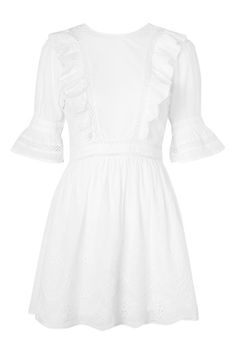 premium selection 8c1ec 861fa Broderie Ruffle Dress
