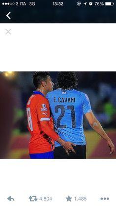 Cile - Uruguay, Copa America 2015
