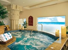 the royal cancun spa