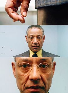 Gustavo Fring is the new Benjamin Linus. Breaking Bad Series, Breaking Bad Funny, Breaking Bad Quotes, Breaking Bad Jesse, Gustavo Fring, Breakin Bad, Gus Fring, Movie Records, Movie Shots