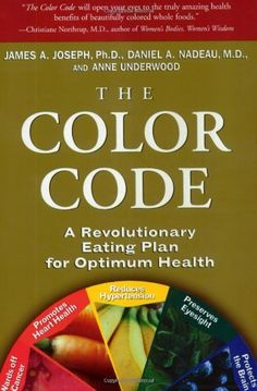 The Color Code: A Revolutionary Eating Plan For Optimum Health by James Joseph http://www.amazon.com/dp/0786886218/ref=cm_sw_r_pi_dp_Tgqlwb05Q4R7R