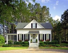New orleans Style House Plans with Courtyard Awesome Creole Cottage ...
