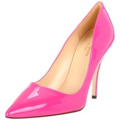 My quest for hot pink pumps might be complete.