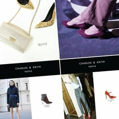 """""""Purchase Rs. 5000 /- or above and get a chance to dip into our Mystery Box""""  """"Make a pick from a wide range of CHARLES & KEITH offers, alluring experiences at your favorite restaurants, spas, salons, movie theatres and many more such exciting benefits at Charles & Keith – Forum- Courtyard – Call 4023-5017 *T&C*"""