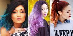 Ombré-hair-colorido