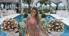Os vestidos de festa mais curtidos das redes sociais