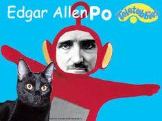 Edgar Allen Po by LelTimes