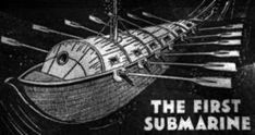 Cornelis Drebbel built three submarine in the 1620s - they all worked