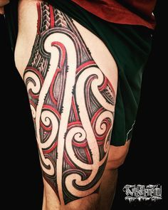 Related image Maori Patterns, Tribal Tattoos, Maori Tattoos, Polynesian Tattoos, Maori Tattoo Designs, Maori Art, Body Tattoos, Tatting, Natural Jewelry
