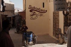 diseño mural barcelona, identidad corporativa para bar cafe barcelona