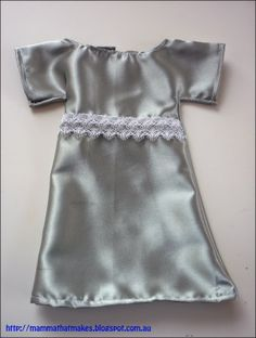 Baby Burial Gown Patterns | These are small gowns which ...