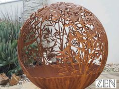 FireGlobes Australia specialise in creating bespoke fire pits sculptures that are functional and beautiful. Not only will our fireglobes warm you they will also create an amazing light display. Beautiful by day; mesmerising by night - Art on Fire Fire Art, Decorative Bowls, Christmas Bulbs, Sculptures, Focal Points, Display, Canning, Holiday Decor, Gallery