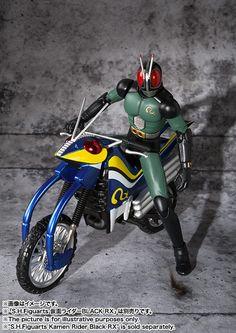 S.H.Figuarts Acrobatter | Tamashii Web