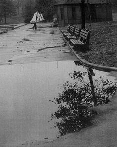 Central Park, New York, Andre Kertesz Henri Cartier Bresson, Andre Kertesz, Modern Photography, Black And White Photography, Street Photography, Minimalist Photography, Color Photography, Themed Photography, Monochrome Photography