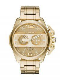 Ironside goldtone de Diesel dz4377 hommes bracelet en acier inoxydable Gold  Watch, Fashion Watches, 8a1e5699f79