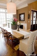 Amazing Dining Room Paint Colors Ideas #DiningRoomPaint #DiningRoom Dining Room Paint Colors, Relaxing Places, Places To Eat, Dining Bench, Warm, Amazing, Painting, Furniture, Ideas