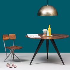 Contemporary living furniture   Soho Dining Table by AKFD Storey   The House Of Things