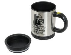 What's Darker Than Coffee? This Darth Vader Mug, Of Course | Geek Decor