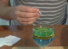 Cómo hacer velas de agua y aceite en unos minutos