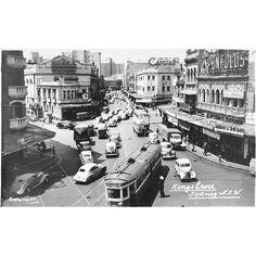 Kings Cross,   Sydney  1957