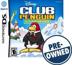 Club Penguin: Elite Penguin Force — PRE-Owned - Nintendo DS
