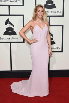 Ellie Goulding in Stella McCartney bei den Grammy Awards
