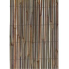 """Bamboo fencing 13'x3'3"""""""