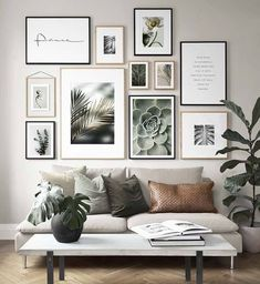 How To Create Gallery Wall + 7 Gallery Wall Layout Ideas