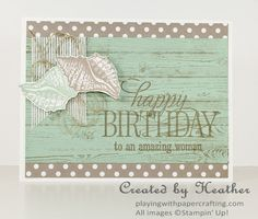 Playing with Papercrafting: Happy Birthday, Everyone for Freshly Made Sketches