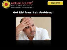 Genuine Hair Loss Problem Solution At Aravali Hair Clinic by Sameer Singh via slideshare