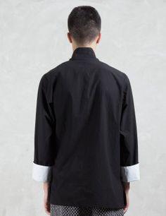 SASQUATCHFABRIX. Jinbei L/S Shirt Model Picture