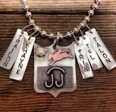 Silo Silver- Love it! I'm not sure I like the shape of the pendant but I like the idea of the necklace. Cowgirl Bling, Cowgirl Style, Bling Bling, Silver Jewellery Indian, Silver Jewelry, Silver Ring, Pendant Jewelry, Cute Jewelry, Jewelry Accessories