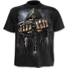 Camiseta Game Over de Spiral / XT3003