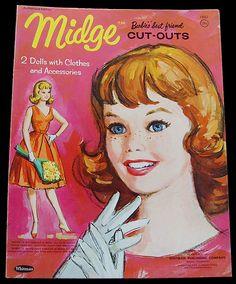 Midge, Barbie's Best Friend