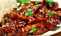 Healthy Chicken Recipes, Asian Recipes, New Recipes, Ethnic Recipes, My Favorite Food, Favorite Recipes, Kung Pao Chicken, Chicken Wings, Food Inspiration