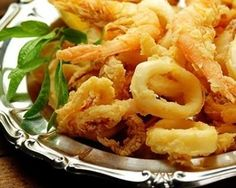 night events will be hosted by the local Sagra del Pesce (Fish Party), with tons and tons of fresh roasted and fried fish, eaten on the main road. Fried Fish, Macaroni And Cheese, Shrimp, Roast, Pizza, Cooking Recipes, Fresh, Ethnic Recipes, Beverage