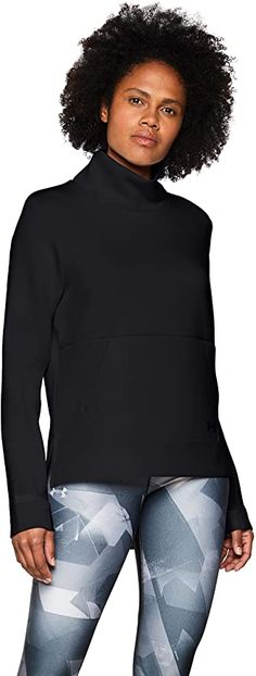 wie alle  Bekleidung, Damen, Streetwear, Shirts & Blusen Satin Bluse, Sport Top, Shirt Bluse, Batik, Streetwear, Longsleeve, Models, Under Armour, Women