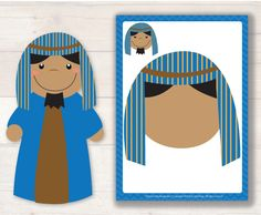 Set of 11 Christmas Nativity Playdough mats, ready to print, laminate and play for your little ones this Christmas! #nativity #busylittlebugs #christmas