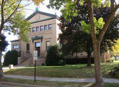 Owatonna Public Library (Owatonna, Minnesota)