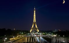 This was the most amazing trip.  We traveled to Paris, France when we lived in Germany.