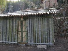竹の小屋 : 別府の町並み変化