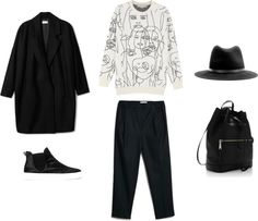 FRONT ROW: Casual Tailoring