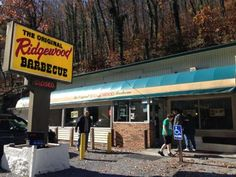 East Tennessee Eats. The best BBQ of my life.