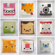 An amazing range of super cute cushions for kids! - Style My Child