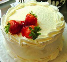 torta leite ninho - nido