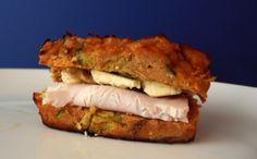 Veggie+Protein+Bread:+a+Sandwich+-+Protein+Pow pumpkin 1c egg whites pea protein