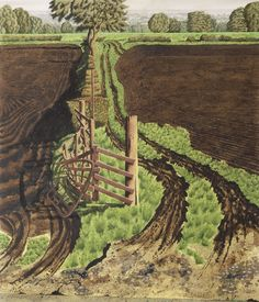 Simon Palmer | Looking to Froggersgill Road